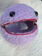 他の写真1: Crystal Pakkun  purple 90mm